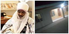 See 'poor' house dethroned emir Sanusi will spend rest of his life (Photos) - News_Politics - operanewsapp Opera News, New Politics, Life Photo, Rest, Photos, House, Pictures, Home, Homes