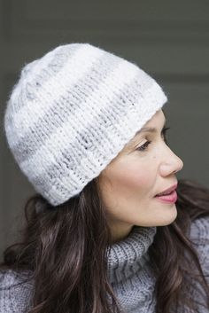 Nordic Yarns and Design since 1928 Knitted Hats, Knit Crochet, Winter Hats, Beanie, Knitting, Pattern, Knits, Crocheting, Design