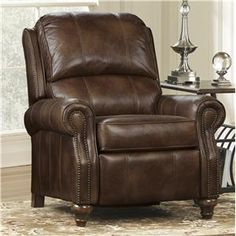Fresco Durablend Antique Traditional Accent Chair With