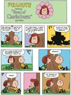 Peanuts by Charles Schulz for Apr 29 2018