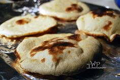 Indian Flat Bread (Roti)  made - needs salt and spices