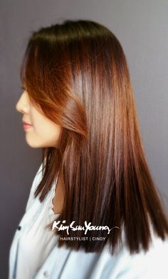 Keratin Treatment & Color by Cindy