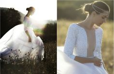 One-of-a-Kind Bridal by Atelier De Couture - bohemian and outdoorsy