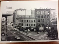 North Division - 1970s - Part of the GR Civic Theatre collection