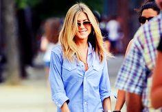 I love Jennifer Aniston
