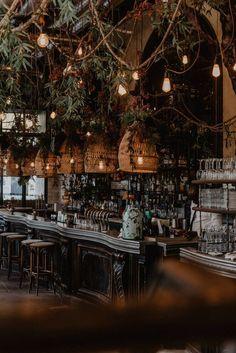 Bar Interior Design, Cafe Design, House Design, Design Design, Design Ideas, Design Bar Restaurant, Deco Restaurant, Restaurant Ideas, Paris Winter