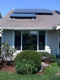 Solar panel incentives - the federal tax credit is for 30%off and it doesn't expire until 2016.  Hopefully I have a house by then.