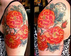 Alice Kendall - wonderland tattoos