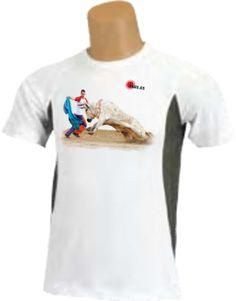 Camiseta de recortador toreando