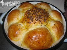Retete gustoase si garnisite: Cum se face painea de casa? Bagel, Food And Drink, Bread, Brot, Baking, Breads, Buns