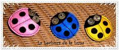 Mariquitas de Colores - 2€