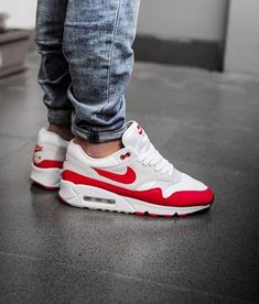 """check out c030a 88b29  GetSwooshed. on Instagram  """"- Do you think these are better than the  original Nike Air Max 1 s  👥 By  rmariooo 🔥 Click the link in our bio to  shop."""