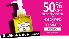 The ultimate make-up remover