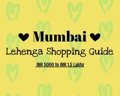 Planning to shop in Mumbai for your bridal wear? This detailed Mumbai Lehenga Shopping Guide will help you cruise through your shopping experience. Sabyasachi Lehenga Cost, Banarasi Lehenga, Lehenga Skirt, Lehenga Blouse, Pink Lehenga, Saree Dress, Bridal Lehenga, Pakistani Bridal, Indian Bridal