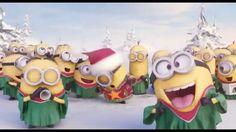 Minions sing Jingle Bells - http://www.dravenstales.ch/minions-sing-jingle-bells/