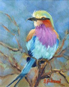 Birds by Debbie Richmond