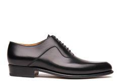 Weston - Chaussure Homme Cuir -Richelieu Noire 446