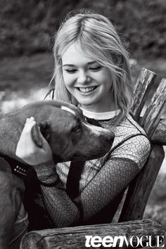 Elle Fanning on New Movie Role as Transgender Teen - Elle Fanning Interview October 2015 | Teen Vogue