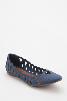 MIA Nomad Scaled Cutout Skimmer  #UrbanOutfitters