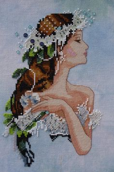 Enchanted Mermaid progress pic | Flickr - Photo Sharing!