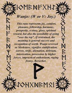 08. Wunjo