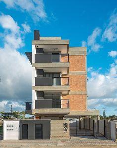 Galeria de Ed. Residencial N 07 / PJV Arquitetura - 8
