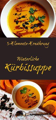 Kurbissuppe Tcm 5 Elemente Ernahrung Rezepte