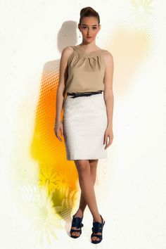 Elisa Muresan, ropa ecológica