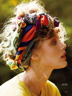 Frida Gustavsson by Hilary Walsh for C Magazine, Summer 2014