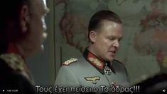Απολαυστικό βίντεο: Δείτε τον Χίτλερ να εξοργίζεται με τους Έλληνες που «Μένουν σπίτι» Videos, Funny, People, Lol, Style, Lay Me Down, Swag, Funny Parenting, People Illustration