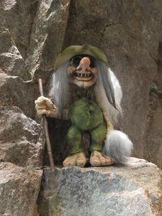 Troll inNorwegen
