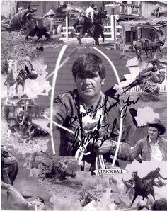 "8""x10"" glossy - Stuntman Chuck Bail"