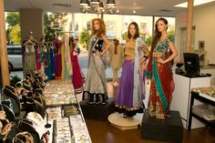 Chhabra Indian Clothing & Fashion Boutique in Boston - Sarees and Lehengas