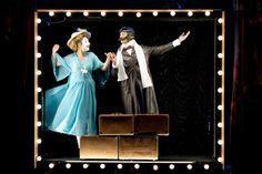 Les Semianyki, troupe russe de clowns issue du célèbre Théâtre Licedei de Saint-Pétersbourg, créée par le légendaire Slava Polounine, est de retour en France avec son nouveau spectacle «Semianyki Express».