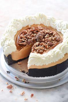 Dulce de Leche Pie |