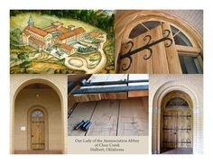 Our Lady of the Annunciation Abbey of Clear Creek | John Haigh | Archinect