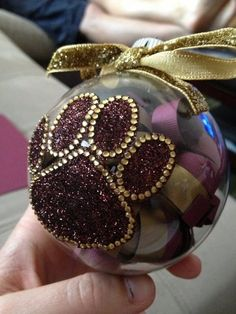 Texas State University Bobcats Ornament...Can you say love? :-)