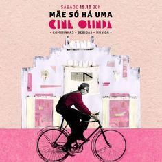 Ilustrações Cine Olinda // Cine Olinda Illustrations on Behance