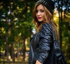 În pădure... Something Special, Girl Next Door, Bomber Jacket, Feminine, The Incredibles, Selfie, Female, Pretty, Model