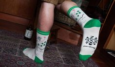 826 Valencia Pirate Socks (3-Pack) | Betabrand