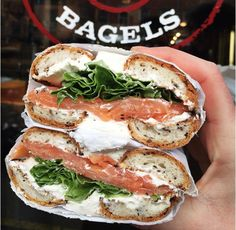 Tompkins Square Bagels, NYC