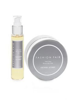 Fashion Fair  Limited Edition Santorini Getaway Moisturizing Body Set