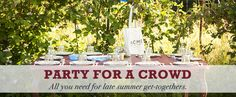 ACME Party Box Company - Great website for nice party supplies!