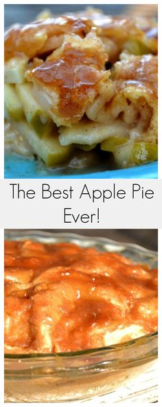 Be the envy of EVERYONE at your July 4th gathering .. Bring The Best Apple Pie Ever - http://www.packmomma.com/best-apple-pie-ever/