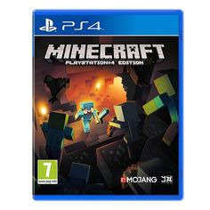 Minecraft Video Game For Sony PlayStation 4 Games Console Sealed Brand New UK Ryse Son Of Rome, Playstation Games, Ps4 Games, Games Consoles, Pokemon Go, Xbox One, Lego Jurassic, Minecraft Games, Go It Alone