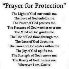Prayer for protection Archives - Prayer Scriptures, Bible Prayers, Faith Prayer, God Prayer, Bible Verses Quotes, Faith Quotes, Psalm 91 Prayer, Prayer For Salvation, Thankful Prayers