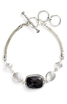 Lori Bonn 'Silver Screen' Snake Chain Bracelet | Nordstrom - StyleSays