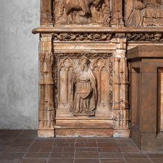 Francí Gomar | Altar Predella and Socle of Archbishop Don Dalmau de Mur y Cervelló | Spanish | The Metropolitan Museum of Art