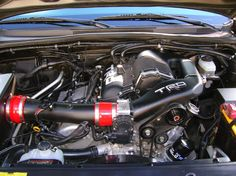 This instant 2005-2013 TOYOTA TACOMA TRD SUPERCHARGER utilizing meet ...