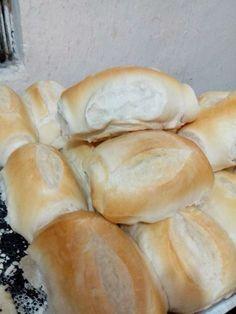 Joana Pães: Pão francês em forno comum